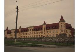 Отель Форт Колесник